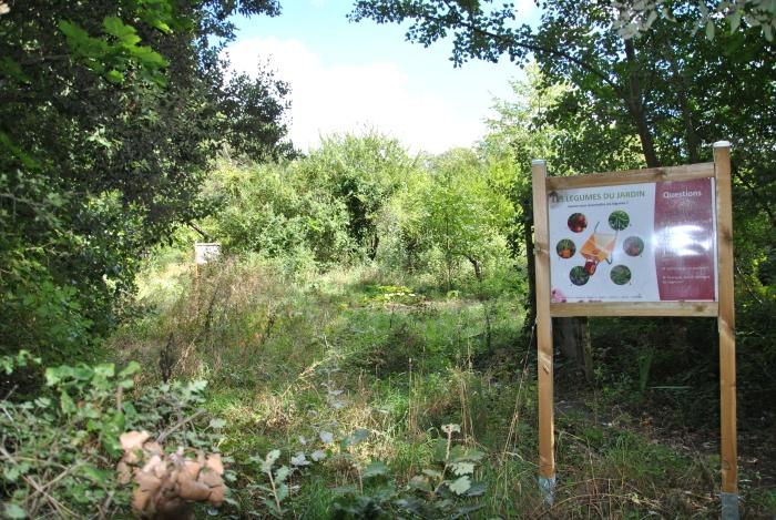 Le Sentier Nature.