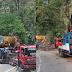 Proses Evakuasi Truk Tronton di Jalan Palabuhanratu - Kiaradua