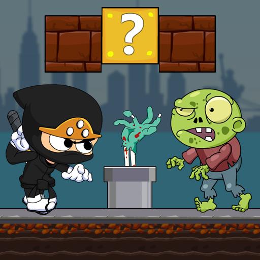 Ninja vs. Zombies 冒險 App LOGO-APP開箱王