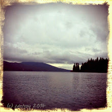 Photo: Giant giant gratefulness for Odell Lake and the beauty of the mountains.