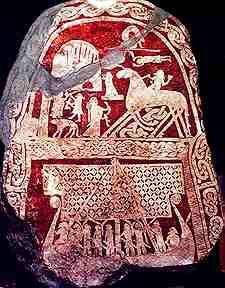 Odin Ritual Stone, Asatru Gods And Heroes