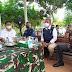 Kepala Dinas Lingkungan Hidup dan Kebersihan (DLHK) Kab. Karawang merasa Sangat Terbantu oleh Satgas Citarum Harum Sektor 18