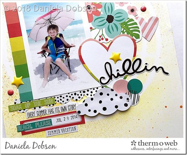 Summer chillin close by Daniela Dobson