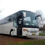 Setra van Besseling travel bus 5 (met het nieuwe logo van besseling)