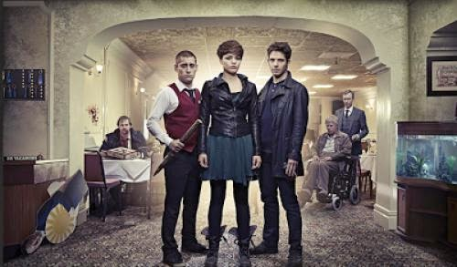 Being Human Uk Season Five Episode Three Pie And Prejudice