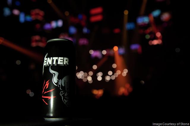 Metallica and Arrogant Consortia Present Enter Night Pilsner