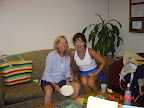 Carol McBee, Nancy Chin