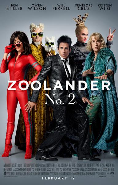 Zoolander 2 -  Trai Đẹp Lên Sàn