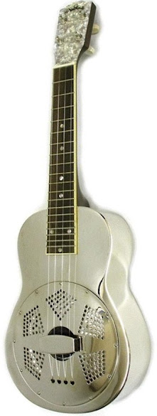 Nashville Resonators Concert resonator Ukulele Dubro