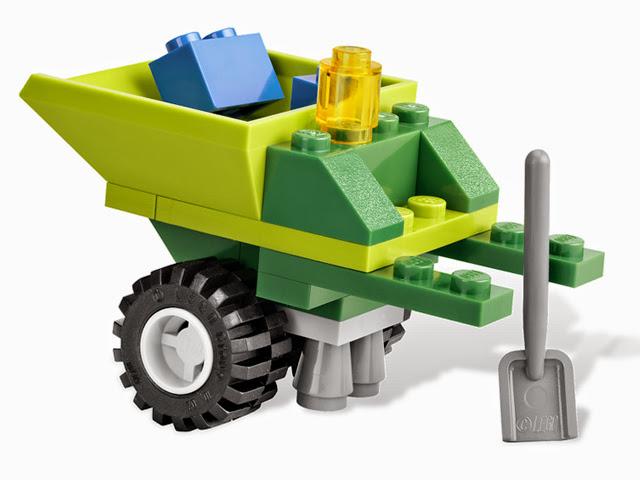 5930 レゴ 基本セット 工事