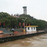 Ile Jiangxin : quai