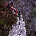 1981 Chris Bristow on Swallow Falls Buttress.JPG