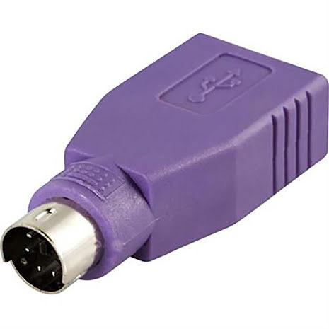 Adapter USB till PS/2