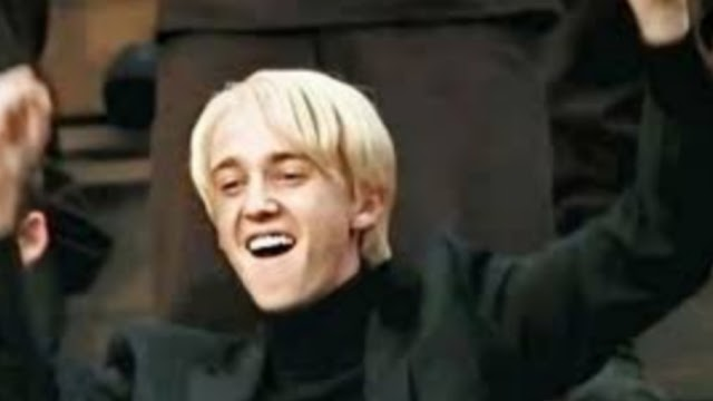 Tom Felton fica empolgado ao falar sobre as gravações de sua primeira cena em Harry Potter