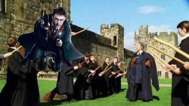 Acontecimentos no Mundo Mágico de Harry Potter em 12 de Setembro de 1991