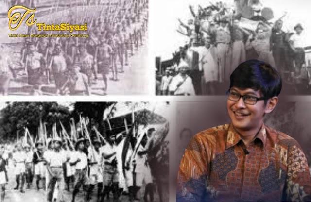 Direktur ILKI Paparkan Empat Hal Penting dalam Menelaah Sejarah Bangsa