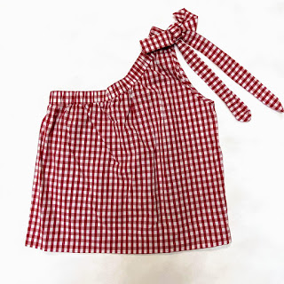 Cindigindi Gingham Top