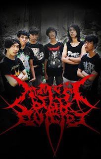Almost Death Suicide Photo Wallpaper Artwork Band Deathcore Ciledug Tangerang