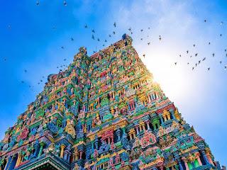 Barviti templji Maduraja