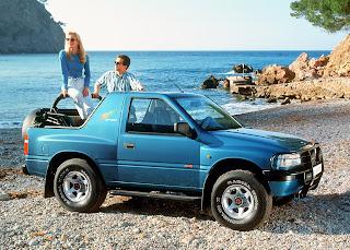 Opel Frontera di prima generazione