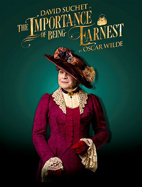 Teatro en el cine 'La importancia de llamarse Ernesto' el jueves 8 de octubre
