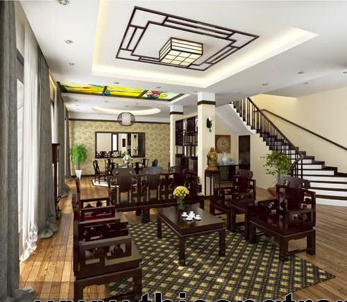 Cách chọn nội thất gỗ phù hợp cho nhà ở hiện đại-2