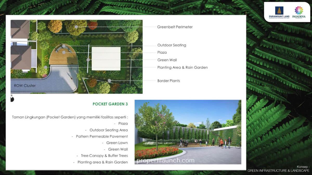 Pocket Garden 3 Pasadena Residences