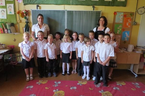 Tanévnyitó ünnepély a Kosdi Arany János Általános Iskolában