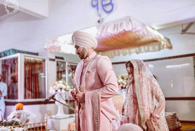 13 stunning photos from Neha Kakkar's wedding