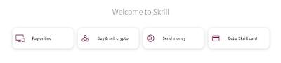 How to Get a Skrill Virtual MasterCard/Visa Card