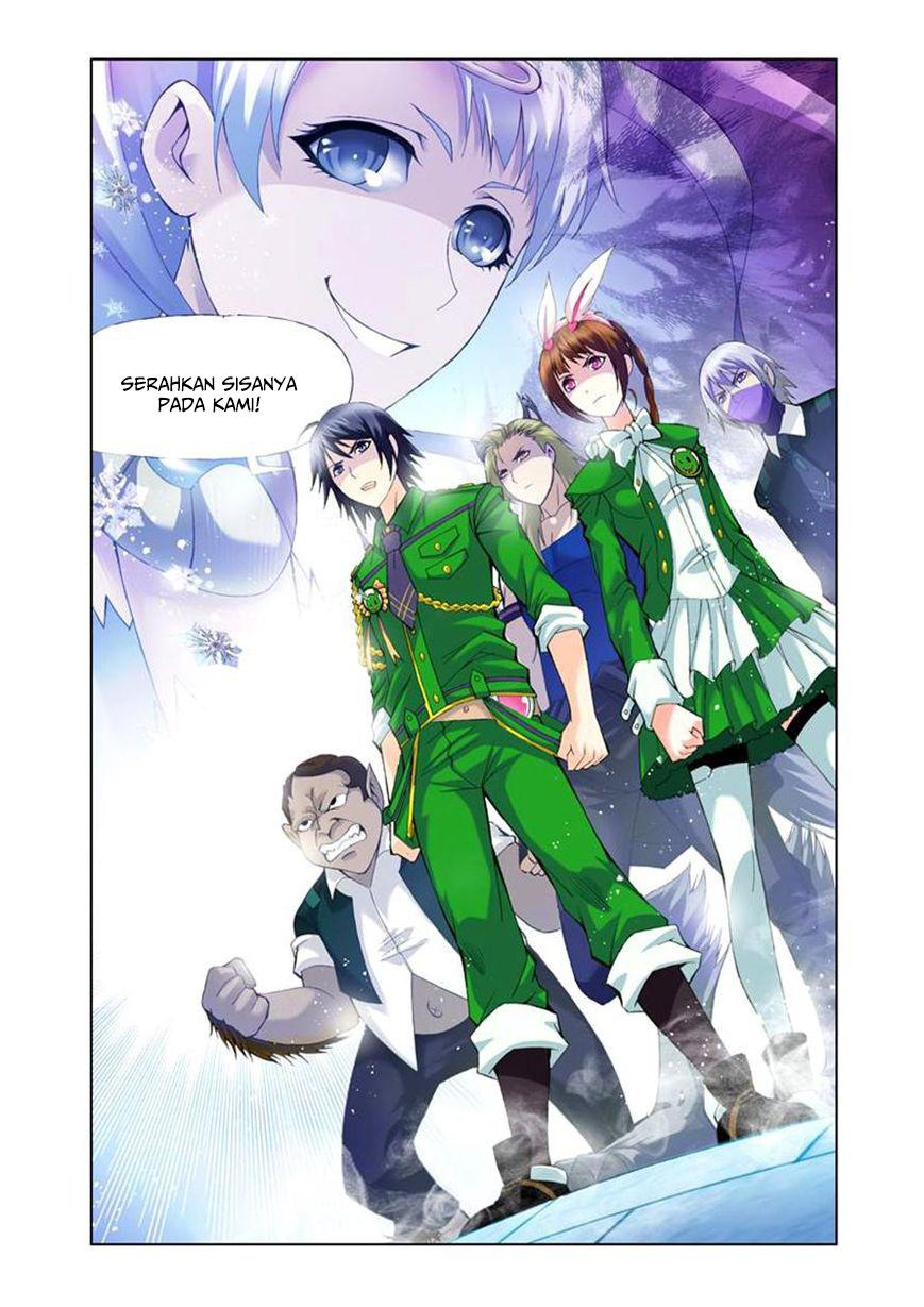 Baca Manga Soul Land Chapter 104 Komik Station