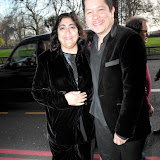 WWW.ENTSIMAGES.COM -    Gurinder Chadha   arriving at      The Asian Awards at Grosvenor House, 86-90 Park Lane, London April 16th 2013                                            Photo Mobis Photos/OIC 0203 174 1069