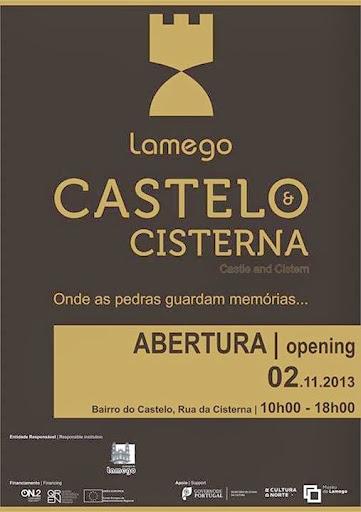 Cisterna de Lamego abre ao público