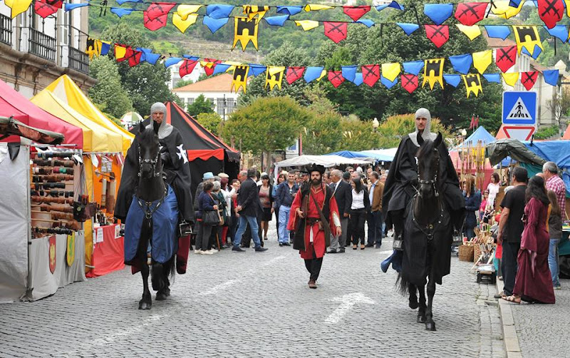 Fotos – Feira Medieval de Lamego – Edição 2016