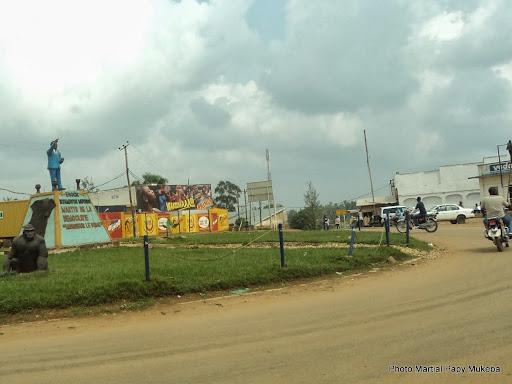 La ville de Beni au Nord-Kivu. Radio Okapi/Ph.Martial Papy Mukeba.
