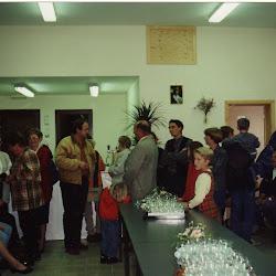 "Inauguration de la salle "" Li Magni"" octobre 1997."