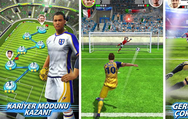 Football Strike - Multiplayer Soccer Son Güncelleme Detaylar