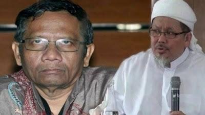 Tengku Zulkarnain Pertanyakan Pernyataan Mahfud MD.