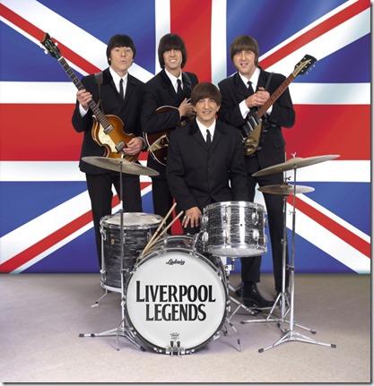 Liverpool Legends boletos