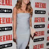 OIC - ENTSIMAGES.COM - Dani Dyer attend the Age of Kill - VIP film Screening inLondon on the 1st April 2015.Photo Mobis Photos/OIC 0203 174 1069