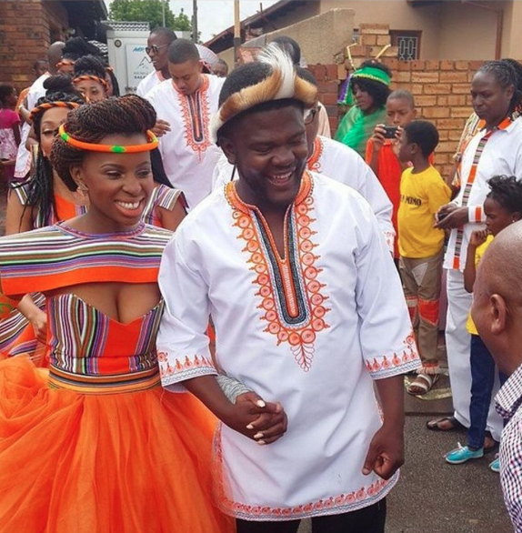 THE BEST TRADITIONAL SHWESHWE DRESSES FROM SOUTH AFRICA 6