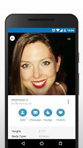 Mingle2: Online Dating & Chat screenshot 1