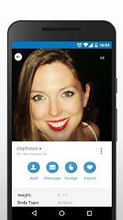 Mingle2 - Free Online Dating & Singles Chat Rooms Aplicaciones (apk) descarga gratuita para Android/PC/Windows screenshot