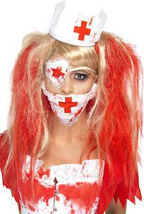 Sjuksköterskeset, blodig