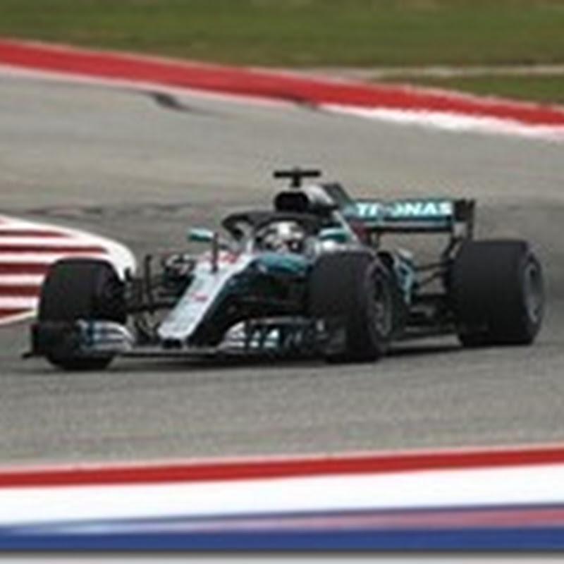 GP degli Stati Uniti: Hamilton in pole