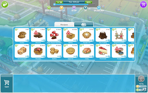 How can i do homework in sims freeplay