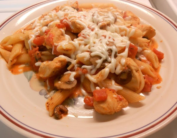 Awesome Chicken Riggies Recipe