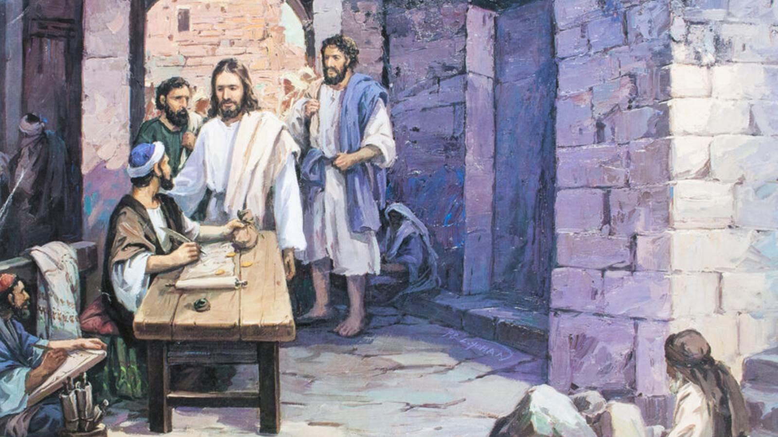 Kêu gọi người tội lỗi (16.01.2021 – Thứ Bảy Tuần 1 TN)