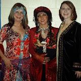Dunyah, Amel Tafsout, Salome - Amel Workshop, Southern Oregon - 12/6/08