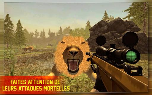 Code Triche Animal Hunting Sniper 2017 - Jungle Safari Gun APK MOD screenshots 5